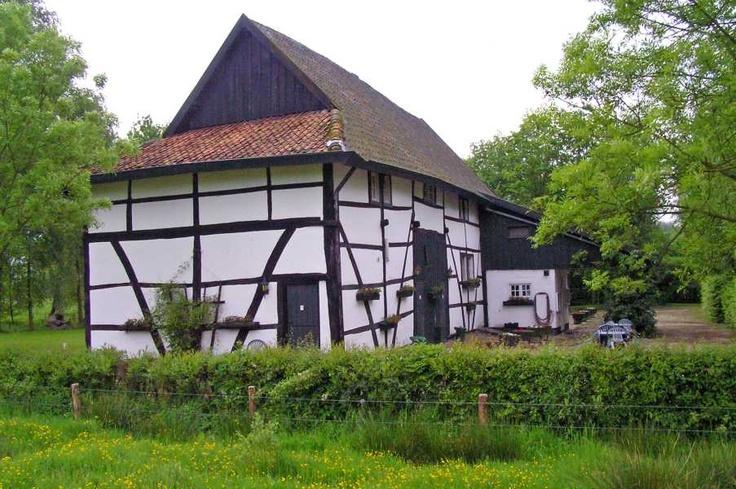 Vakwerkhuis Zuid-Limburg