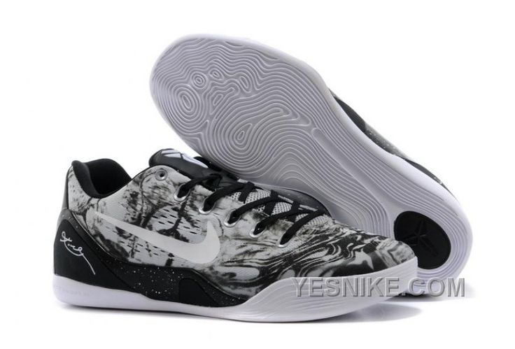 http://www.yesnike.com/big-discount-66-off-nike-kobe-9-low-em-xdr-white-black-for-sale.html BIG DISCOUNT ! 66% OFF! NIKE KOBE 9 LOW EM XDR WHITE BLACK FOR SALE Only $95.00 , Free Shipping!