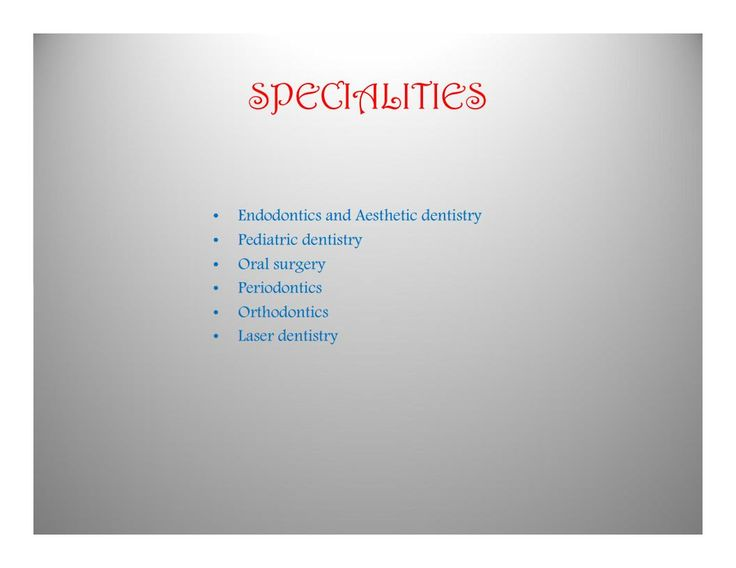 SPECIALITIES Endodontics and Aesthetic dentistry Pediatric dentistry Oral surgery Periodontics Orthodontics Laser dentistry #DentalTreatment #DentalClinic #DentalSpecialist #kannur #kerala #dentalclinic #dentalcare