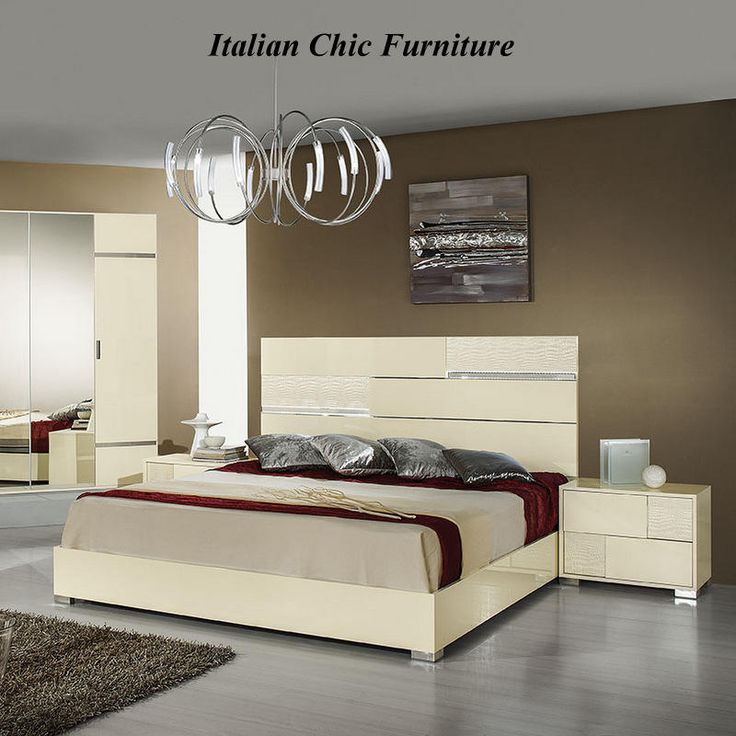 7 Best Images About Italian Chic Bedroom Furniture On