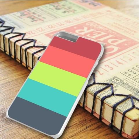 Colors Stripes iPhone 6 Plus|iPhone 6S Plus Case