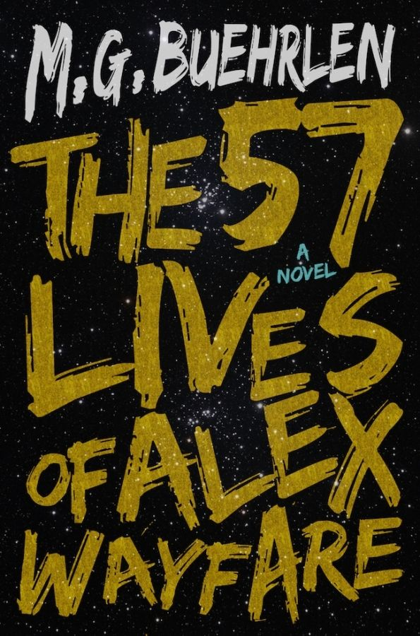Redesign The 57 Lives of Alex Wayfare