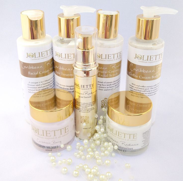 Joliette Caribbean Inspired New products