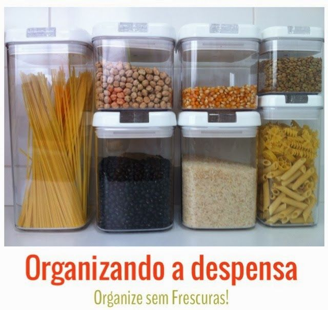 188 best images about despensa, vamos organizar on pinterest ...