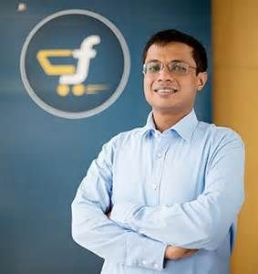sachin bansal - chairman of flickart