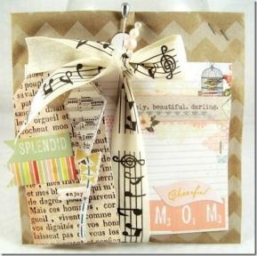 Wrapping Mother's Day gifts is easy with Glue Dots!: Mothers Day Gifts, Gifts Ideas, Gift Ideas, Mother Day Gifts