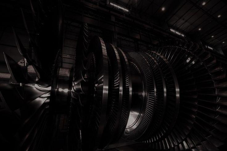 Turbine à vapeur - original