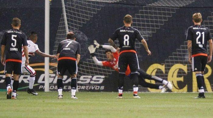 River y Aldosivi juegan por la Copa Ciudad de Mar del Plata: Este partido motivó el enojo de Gallardo ya que arribaron ayer y hoy ya se…