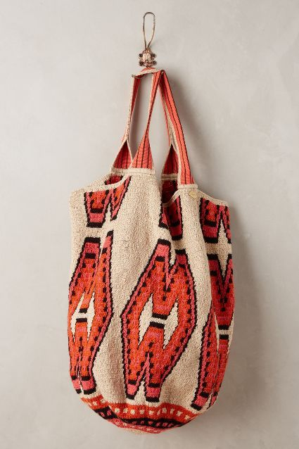 San Andres Tote - anthropologie.com #anthroregistry