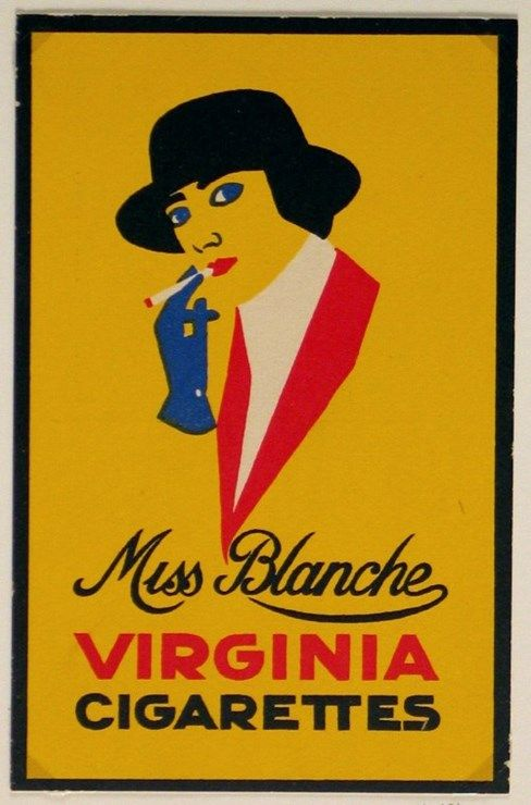 Miss Blanche - Vilmos Huszar