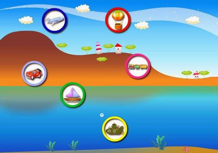 Paquete interactivo de juegos didácticos donde se desarrollan capacidades de matemáticas y el uso de las Tic en el cole