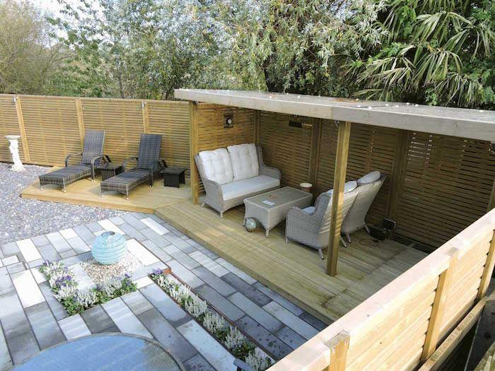 Les 25 meilleures idées de la catégorie Veranda toit plat sur ...