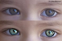 I saw this pin on someone else's board but when I clicked it, it went to a website that wasn't related to the pin. So anyway, here's the real website that shows (really easily) how to enhance eye color in photoshop...definitely doing this but make sure It looks natural