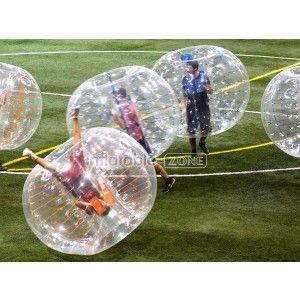 Excellent quality bubble soccer online for rent