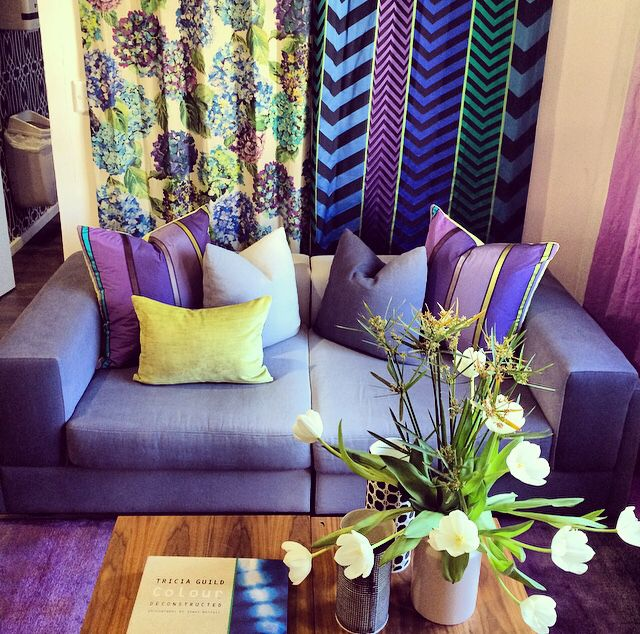 New Designers Guild Available At Home Fabrics South Africa! Display Done By  Bennet Koen Part 79