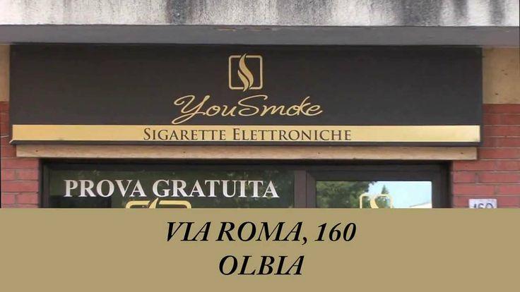 You Smoke, sigarette elettroniche, assistenza e vendita. Via Roma, 160 - Olbia