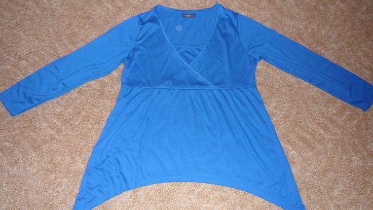 Größe: L ( 44/46 )  Farbe: Blau  Mit Gummizug  Marke: Gina Benotti  65%Polyester  35%Viskose #auktion#kaufen #verkaufen #damenmode #damenbekleidung #damen #frauen @hoodde #hood