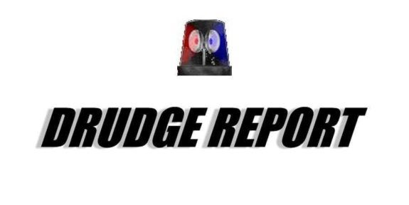 Drudge Report Under Another DDoS Attack – Second Time in a Week