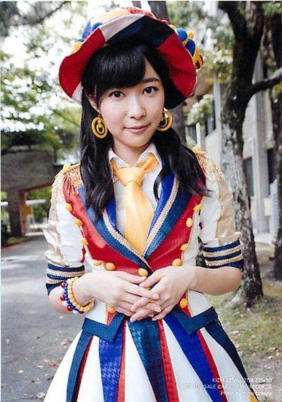 Rino Sashihara - Fortune Cookie costume