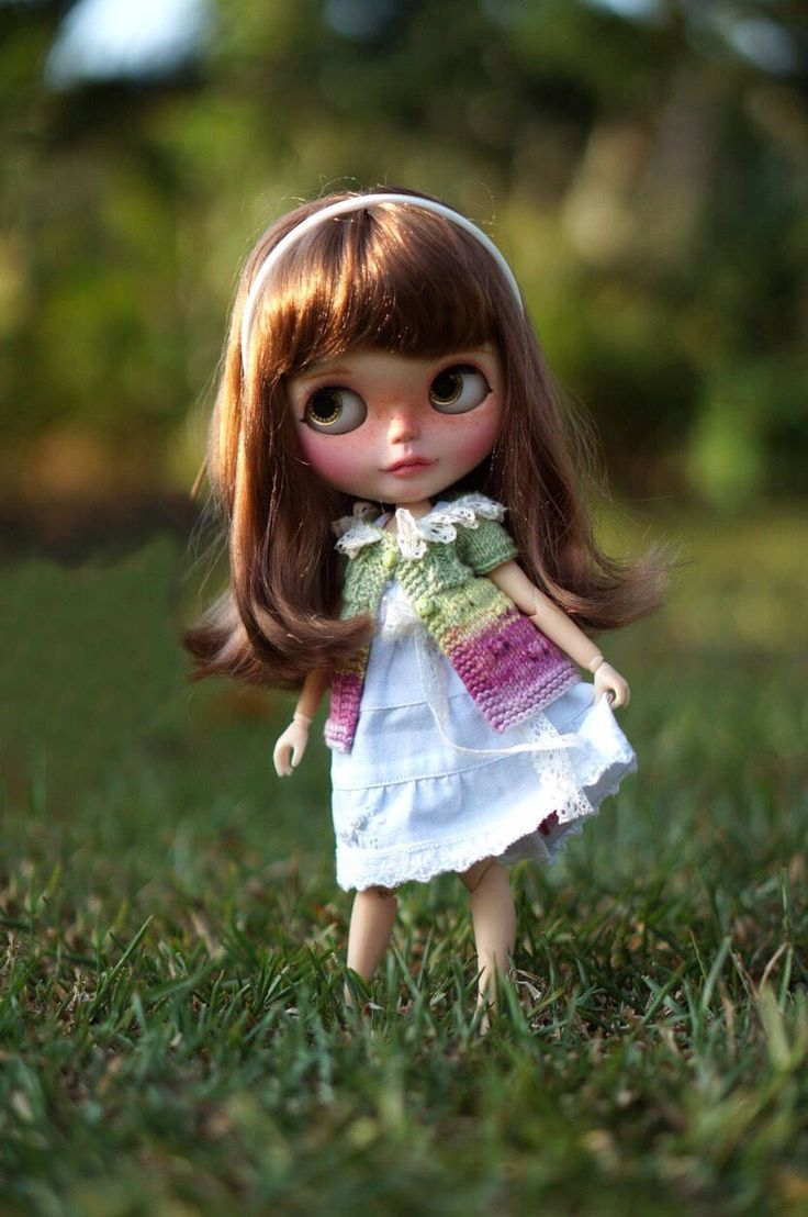 A personal favorite from my Etsy shop https://www.etsy.com/listing/594679495/bolero-for-yosd-or-blythe