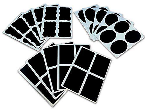 60 x Small Black Chalkboard Labels FloWriter https://www.amazon.co.uk/dp/B00YL68TIO/ref=cm_sw_r_pi_dp_xaJfxb4M2CZRW
