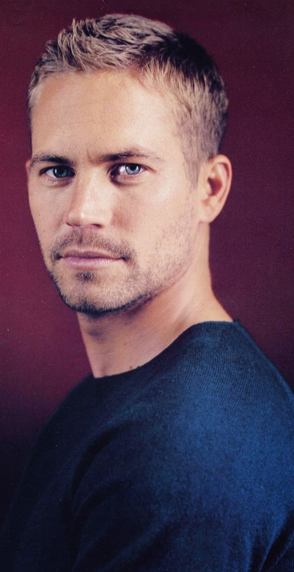 "Just saw someone post this.  ""Paul Walker - dont now who he is but he's gorgeous :)""   Apparently you know you're old when you know who Paul Walker is."