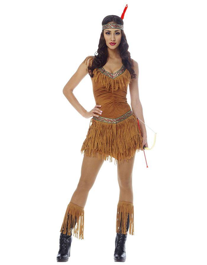 Pocahontas Costume                                                                                                                                                      More