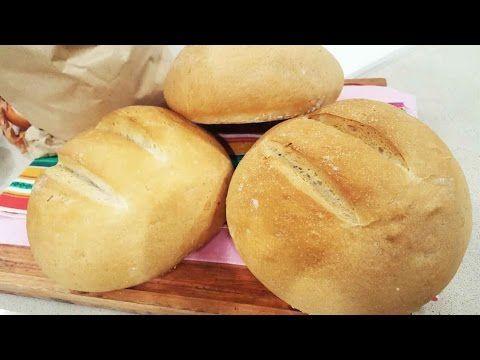Pan casero de campo - Recetas – Cocineros Argentinos