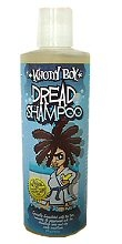 Knotty Boy Natural Dreadlock Shampoos actually nourish and restore the scalp.     Knotty Boy Natural Dreadlock Shampoos gently cleanse, allowing the hair to retain nutrients and moisture, while the rosemary, tea tree and peppermint essential oils work therapeutically to treat and prevent dry scalp, dandruff and other skin and scalp irritations.    * Use anywhere you need a good scrub - also proven to be effective in the treatment of problem skin and acne, and as an all-over body wash.