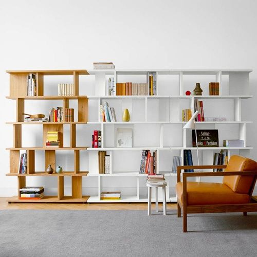 Best 25 mid century modern bookcase ideas on pinterest mid century modern cabinet modern - Modern bookshelf plans ...