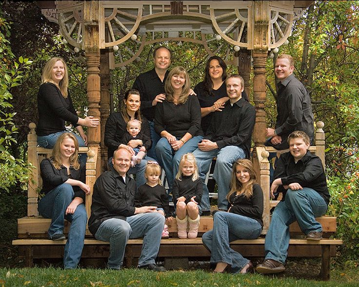 outside family pictures | Family Outdoor