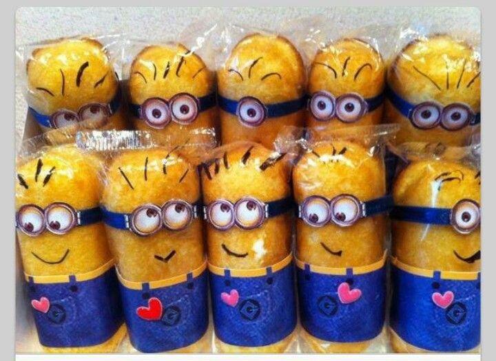 Twinkie minions, cute