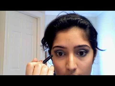 Blue dress makeup designory