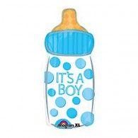 Shape It's A Boy Baby Bottle $9.95 U26802