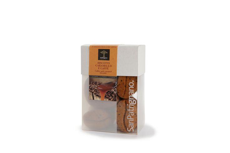 Biscotti Caramello e caffè