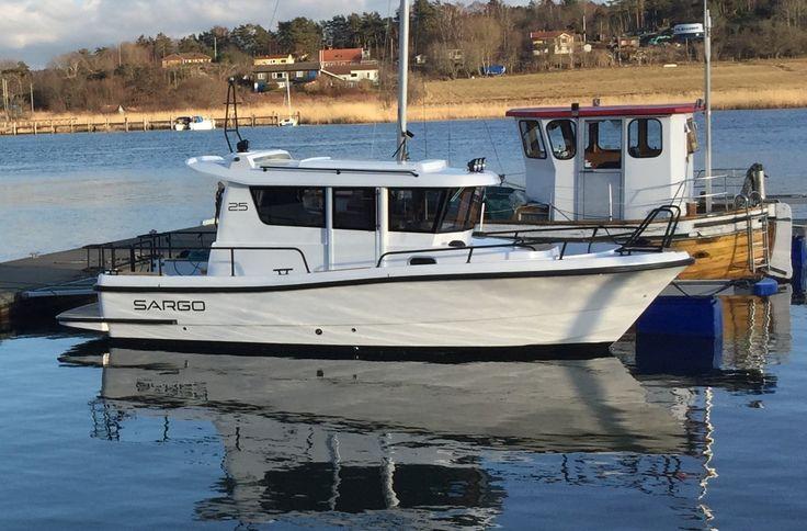 FINN – SARGO 25 X-line - Demobåt leveringsklar NO!