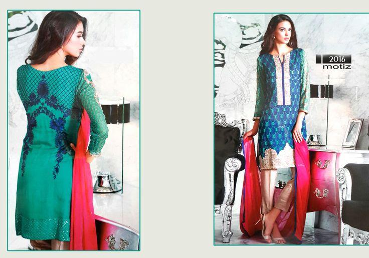 Indian Salwar Kameez Punjabi Suit Motiz_6 Pakistani Designer Suit Dress Material #OdInParis #IndianPakistaniSalwarKameezSuit #Casual