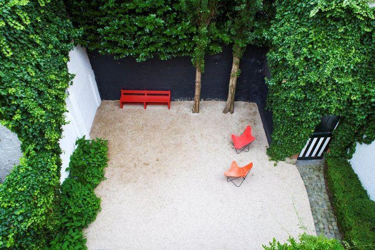 Bart & Pieter | Tuinarchitectuur - gravel garden - 90 m2