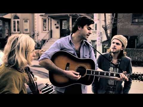 The Head And The Heart - Down In The Valley (Acoustic) - YouTube