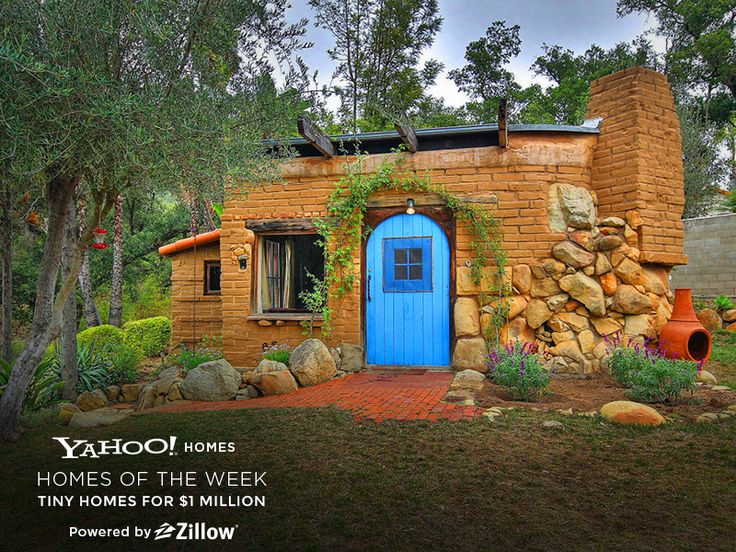 8 best homes of the week images on pinterest dream homes for Tiny house santa barbara