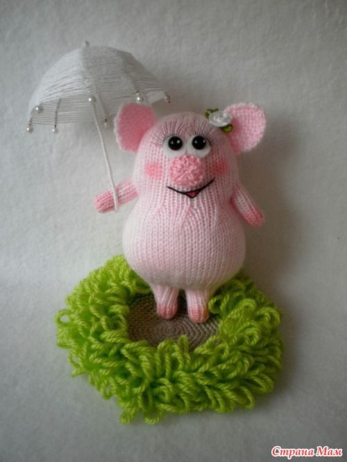 Cute Amigurumi Pigs : 17 Best images about Amigurumi pigs and piglets on ...
