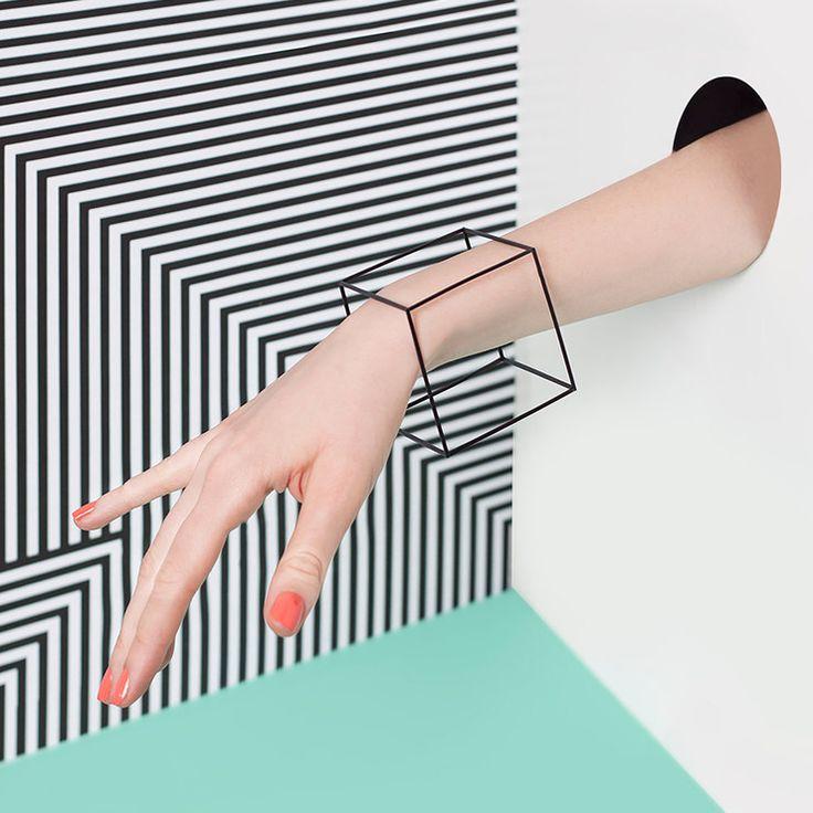 Squared Away Cuff Bracelet