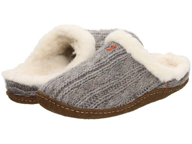 Sorel slippers!