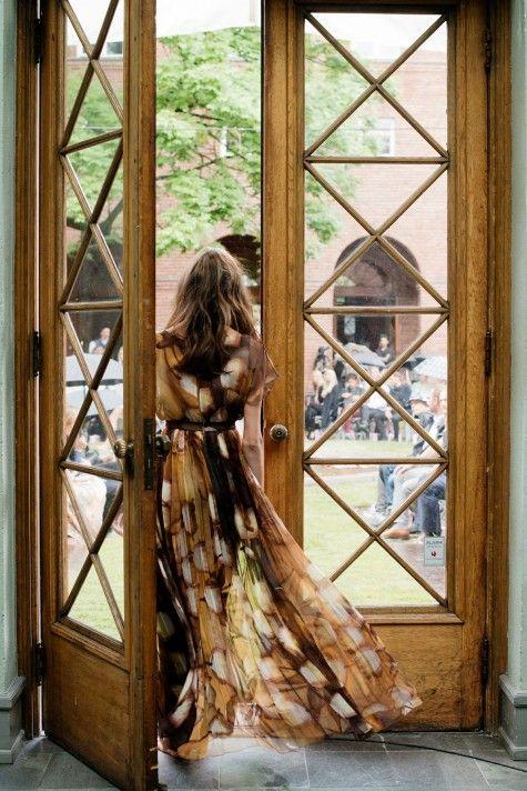 Cecilie Melli, vår 2015 — Pudderprint