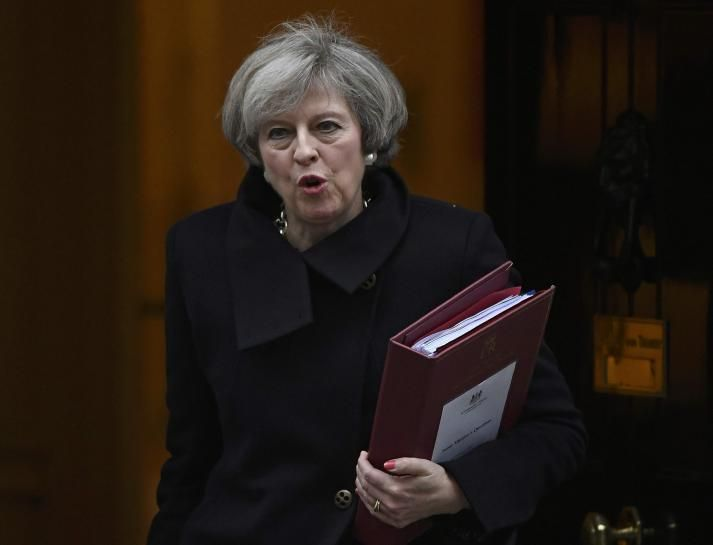 #world #news  There should not be a second Scottish independence vote: UK PM May's spokesman