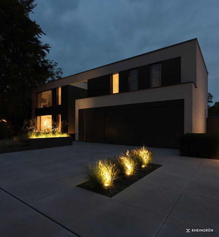 Die besten 25+ Garagenbeleuchtung Ideen auf Pinterest Veranda - haus mit indirekter beleuchtung bilder