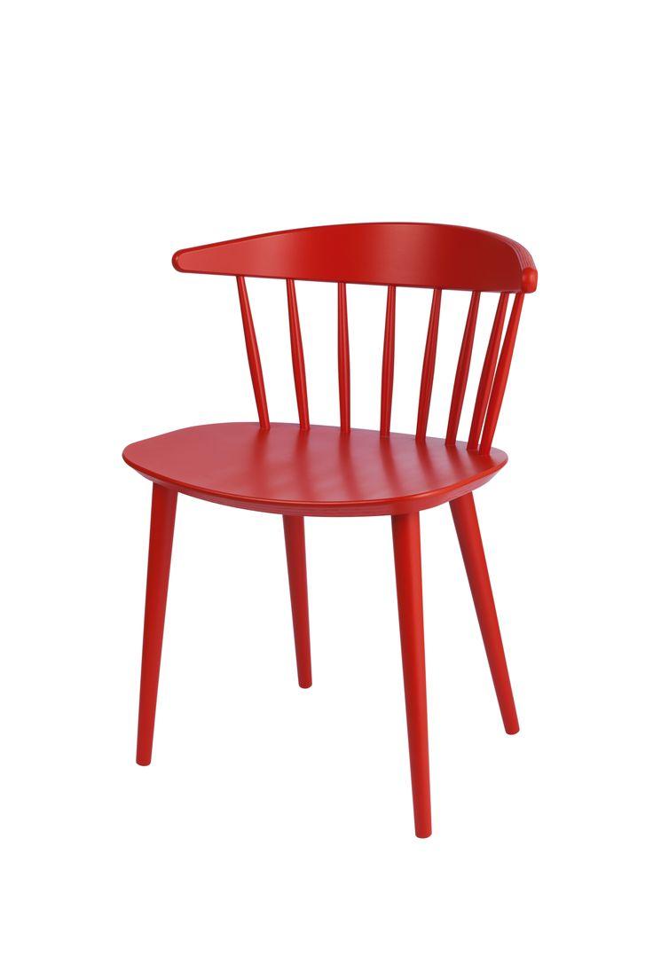 J104 chair by  Jørgen Bækmark for Hay    #introdesign #hay #chairs #j104