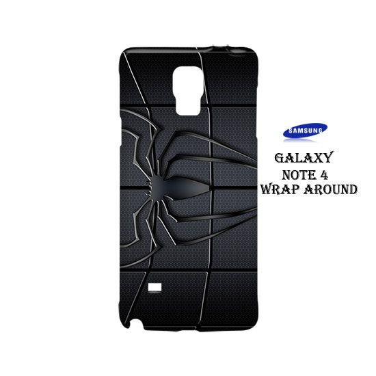 Spiderman Cool Samsung Galaxy Note 4 Case Cover Wrap Around