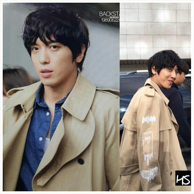 [Spotted Update] 150123 Yong meeting YDG - He's out from KBS building and walked to nearby coffee shop to meet YDG. Seem they had apointment before. And he's in good mood - © respective owner #CNBLUE #Boice #fnc #new #update #korea #RockStar #Yonghwa #EmotionalAngel #Emotional #spotted #YangDongGeun #YDG #YongDG