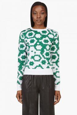 #sweatshirt #green #fashion #trend